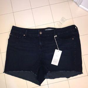NWT shorts size 18